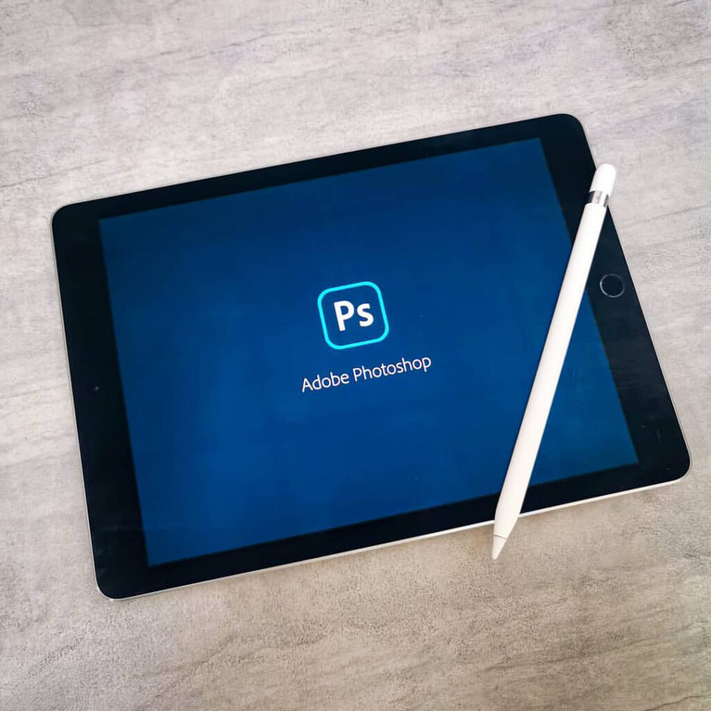 Official Photoshop on iPad