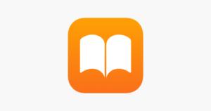 Apple Books official logo