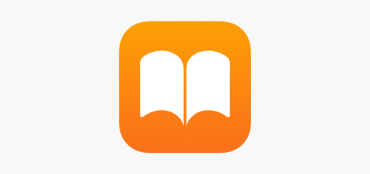 Apple Books official logo