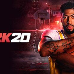 NBA 2K20 Official Logo