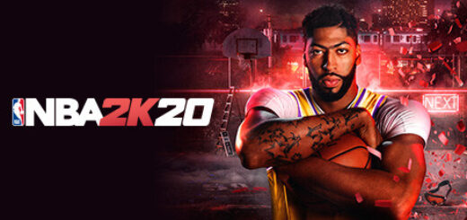 NBA 2K20 Official Logo
