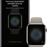 Pair iOS with watchOS Photo
