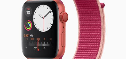 Apple could launch a red apple watch series 5 528732 2