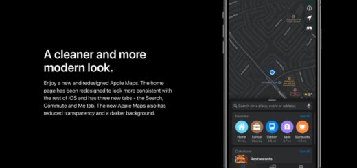 , Apple Maps Gets a Touch of Google Maps in Massive Design Concept