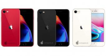 , New Leak Reveals Upcoming iPhone 9 Colors
