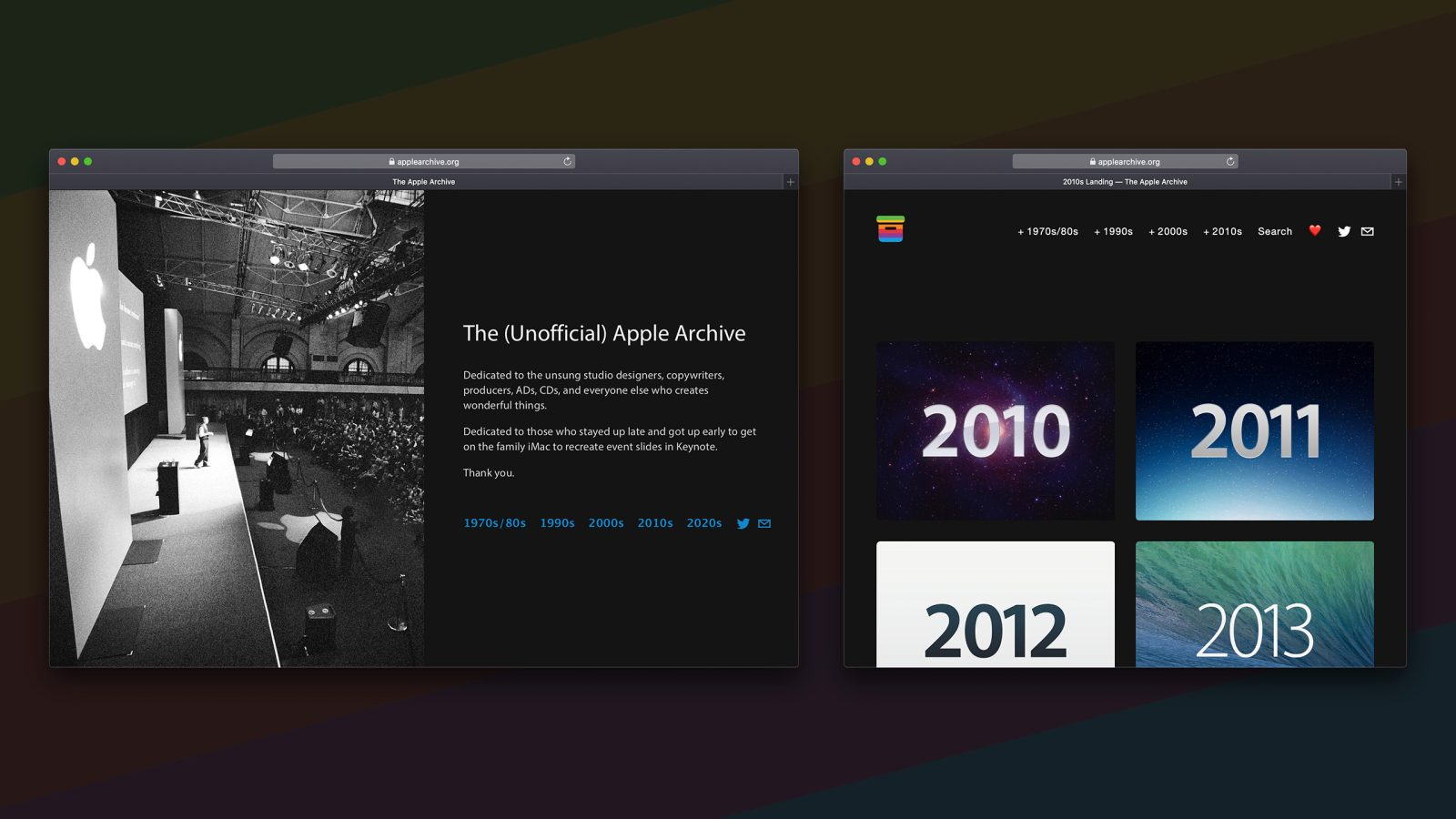 , The Unofficial Apple Archive is on a mission to save Apple history and inspire new creators