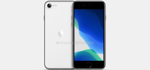 , iPhone 9 (iPhone SE 2) Renders Confirm Notchless Design, Touch ID