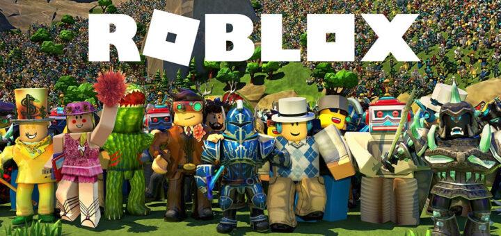Roblox Official Logo