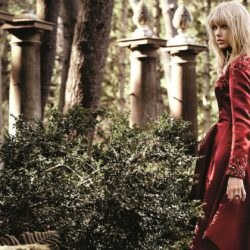Taylor swift red outfit