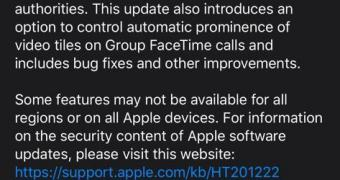 , Apple Releases iOS 13.5 with Major Improvements