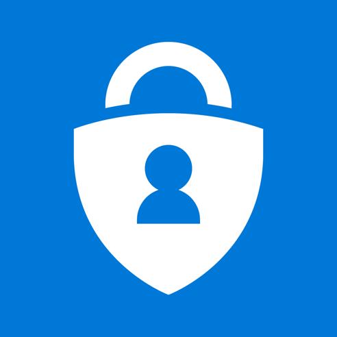 Microsoft Authenticator Official Logo