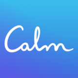 Calm app official logo