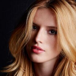 Bella thorne close up face