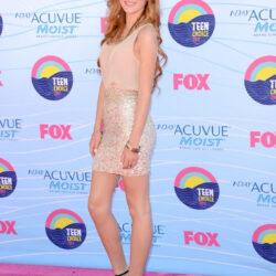 Bella thorne high heels legs