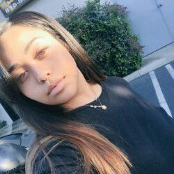 Jordyn woods says she is a black woman african