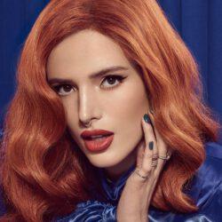 Makeup bella thorne nose ring