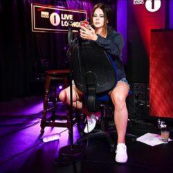 On radio in the uk