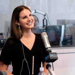 Radio interview photo