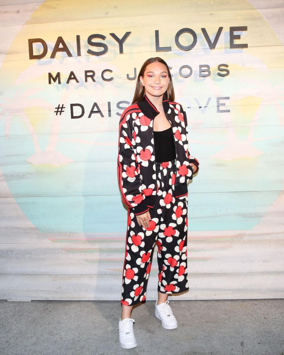 Daisy love redcarpet