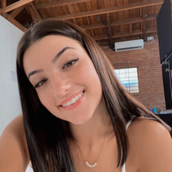 Charli Smiling