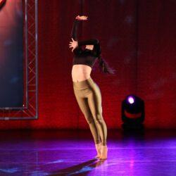 Charli dancing