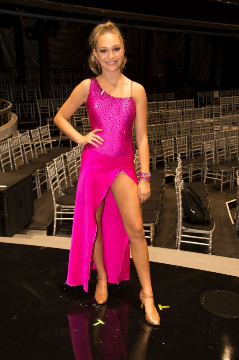 Dancing competition photo