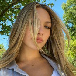 Maddie face beautiful photo personal