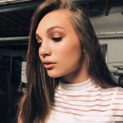 Maddie nose closeup