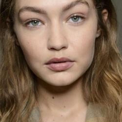 Closeup of her face