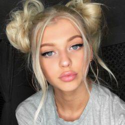 Loren gray lips