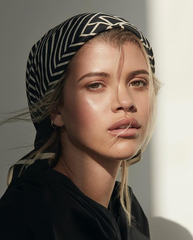 Sofia Richie face