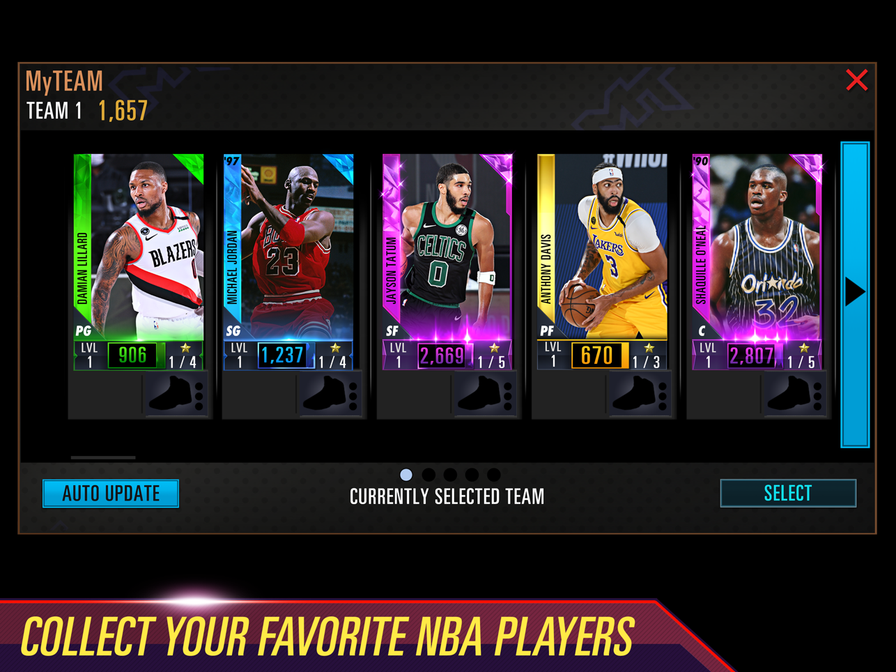 Collect-NBA-Legends