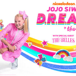 Jojo dream tour 2021 2022