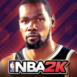 NBA 2K Mobile(2021) Logo