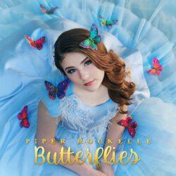 Butterflies by piper rockelle