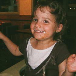 Julianna leblanc as a baby