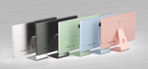 New apple imac colors leaked 532266 2